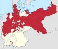 Die größte Ausdehnung des preußischen Staates (1866–1918)