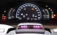 Fahrzeugdaten: Aufmerksamkeits-Assistent mit Infrarotsensoren am Lenkrad