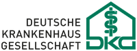 Deutsche Krankenhausgesellschaft e. V. (DKG) Logo