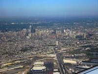Luftbild von Philadelphia