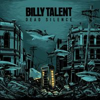 """Cover  """"Dead Silence"""" von Billy Talent"""