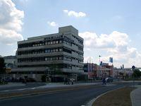 Das Stabilus-Werk in Koblenz-Neuendorf