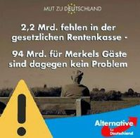 Priorität Nummer 1: Asyl in Deutschland darf offenbar soviel kosten wie immer nötig (Symbolbild)