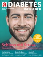 "Titelbild Diabetes Ratgeber Juni 2018. Bild: ""obs/Wort & Bild Verlag - Diabetes Ratgeber"""