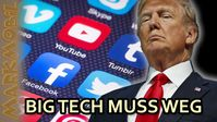 "Bild: Screenshot Video: ""MARKmobil Aktuell - Big Tech muss weg"" (https://youtu.be/17pcElu8rSY) / Eigenes Werk"