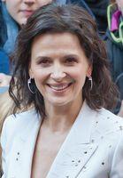 Juliette Binoche auf der Berlinale 2015
