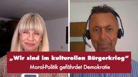 """Bild: SS Video: """"""""Wir sind im kulturellen Bürgerkrieg"""" - Punkt.PRERADOVIC mit Prof. Dr. Norbert Bolz"""" (https://odysee.com/@Punkt.PRERADOVIC:f/Bolz:2) / Eigenes Werk"""