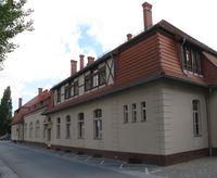 Sitz des Brandenburgischen Verfassungsgerichts in Potsdam