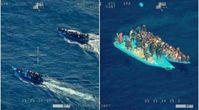 Tausende Einwanderer landen an Italiens Küsten
