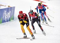 Langlauf: FIS NordicWorld Ski Championships, Langlauf - Val di Fiemme (ITA) - 19.02.2013 - 03.03.2013 Bild: DSV