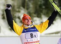 Skisprung: FIS World Cup Skisprung - Lahti (FIN) - 08.03.2013 - 10.03.2013 Bild: DSV