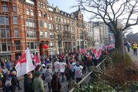Streik im Öffentlichen Dienst (Symbolbild)