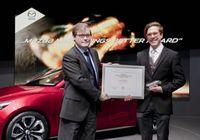 "Mazda Make Things Better Award 2014 / Jeff Guyton /Antti Junkkari Bild: ""obs/Mazda"""