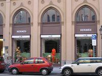 Boutique auf der Maximilianstraße in München
