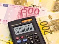 Schulden: sind gesundheitsschädlich. Bild: pixelio.de/Thorben Wengert