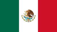 Flagge Vereinigte Mexikanische Staaten