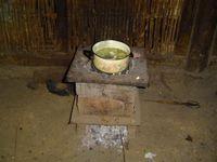 Gefährliches Kochen und Heizen mit Kohle in Guizhou. Bild: Shen, Schanghai