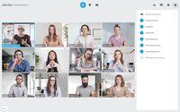 """alfaview sans Fatigue - ermüdungsfreies Arbeiten mit der Videokonferenzsoftware alfaview / Bild: """"obs/alfaview GmbH"""""""