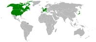 Die G7 (Abkürzung für Gruppe der Sieben) ist ein seit März 2014 wieder bestehender Gipfel der vermeintlich bedeutendsten Industrienationen der Welt.