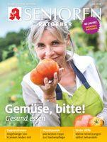 "Titelbild Senioren Ratgeber Juli 2018. Bild: ""obs/Wort & Bild Verlag - Senioren Ratgeber"""