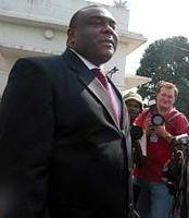 Bemba vor der Präsidentschaftswahl 2006