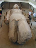 Kolossalstatue Ramses II.