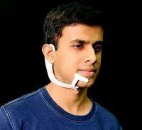Freies Ohr: Gerät soll Alltag nicht stören.
