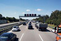 """Stau Reise Autobahn Rückreise Rückreiseverkehr Sommerferien  Autobahn /  Bild: """"obs/ADAC/ Daniel Delang"""""""