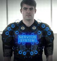 ARAIG-Suit: Vibration macht Spiel realer. Bild: kickstarter.com