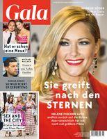 GALA Cover Heft 33/2021  Bild: Gruner+Jahr, Gala Fotograf: Gruner+Jahr, Gala