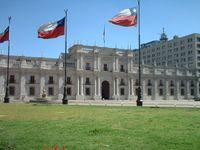 Palacio de la Moneda, Sitz des chilenischen Präsidenten
