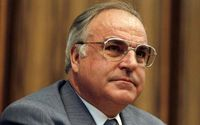 Helmut Kohl als Bundeskanzler, 1987