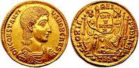 Goldmünze (Symbolbild)