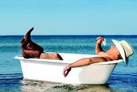 Entspannung pur: Wellness profitiert vom Stress im Alltag. Bild: beauty24.de
