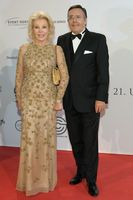 Mario Ohoven mit Ehefrau Ute (2012)