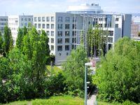 """""""Haus der Baugewerkschaft"""" (Sitz des Bundesvorstands) in Frankfurt am Main"""