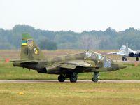 Ukrainische Su-25UB