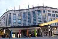 Bahnhof Brüssel-Zentral (Brussel-Centraal/Bruxelles-Central) (Symbolbild)