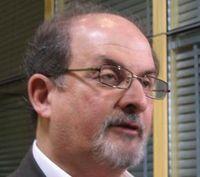 Rushdie: Satanische Verse gegen Facebook. Bild: Wikipedia, Mariusz Kubik