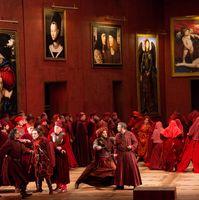 Eine Aufführung bei den Salzburger Festspielen (Symbolbild)