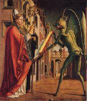 """""""Die Heilige Kirche"""" warnte früher schon vor System- und Herrschaftskritikern (Symbolbild)"""