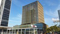 Vivaldi-Gebäude in Amsterdam-Zuidas als Sitz der Europäische Arzneimittel-Agentur  (EMA) seit 2019