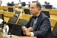 Berichterstatter Wladyslaw Ortyl will Regionalflughäfen wieder auf die Beine helfen  Bild Europäischer Ausschuss der Regionen Fotograf: Europäischer Ausschuss der Regionen