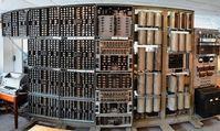 Computer-Urgestein: Der Harwell Dekatron rechnet wieder. Bild: tnmoc.org