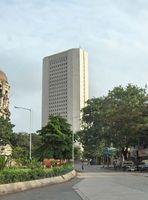 Reserve Bank of India: Hauptsitz der RBI in Mumbai