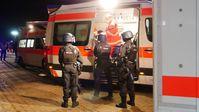 Polizei und Rettungsdienst im Einsatz (Bild: Feuerwehr Celle)