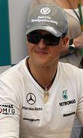 Michael Schumacher Bild: Morio / de.wikipedia.org