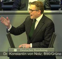 Konstantin von Notz (2018)