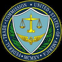 """Die Federal Trade Commission (FTC, zu Deutsch etwa """"Bundeshandelskommission"""") ist eine unabhängig arbeitende Bundesbehörde der Vereinigten Staaten von Amerika mit Sitz in Washington, D.C."""
