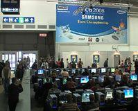 In den vier Tagen trafen sich 250 Spieler aus 30 Nationen zur Europameisterschaft der Computerspieler, der Samsung Euro Championship (SEC). Bild: ExtremNews